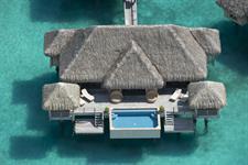 6b - SRBBR - Overwater Royal Otemanu Villa with Po St. Regis Bora Bora Resort