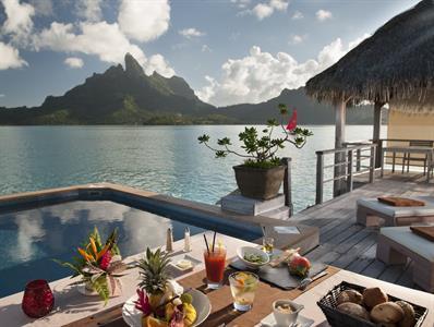 6c - SRBBR- Overwater Royal Otemanu Villa with Poo St. Regis Bora Bora Resort