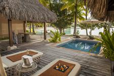 7a - St Regis Bora Bora Resort - Beachside Villa w St. Regis Bora Bora Resort