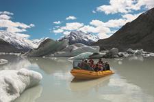Glacier Explorers, Canterbury