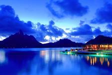 c - St Regis Bora Bora Resort - Lagoon Restaurant St. Regis Bora Bora Resort