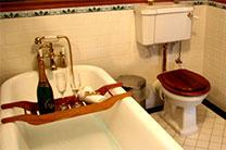 Romantic Ensuite and Bath