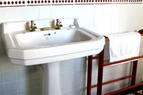 Bathroom - Victorian styling