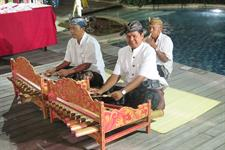 Balinese Music Performance