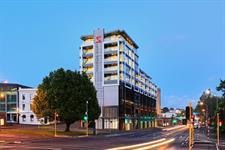 Hotel Exterior Swiss-Belsuites Victoria Park, Auckland, New Zealand