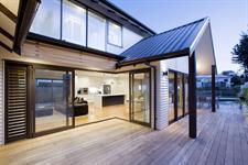 Muricata ave deck view 2 davista architecture LTD