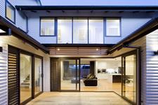 Muricata ave deck view davista architecture LTD
