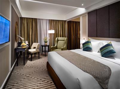 Deluxe Room Swiss-Belboutique Yogyakarta