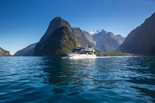 Milford Sound Scenic Day Cruises Real Journeys
