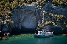 Taupo Maori Rock Carvings