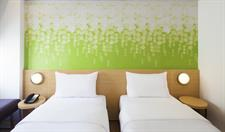 Zest Twin Room Zest Hotel Yogyakarta