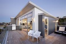 Henry House deck davista architecture LTD