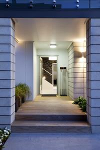 Henry House entrance davista architecture LTD