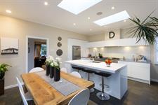 Fraser St kitchen 1 davista architecture LTD