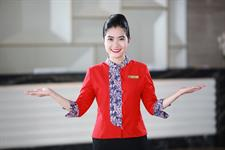Staff Greeting