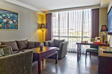 Executive Suite Living Room Swiss-Belhotel Rainforest