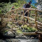 Kokoda Trek Bridge PNG Trekking Adventures - Kokoda