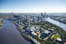 Brisbane CBD