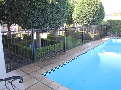 Fencing pool fencing custom 489