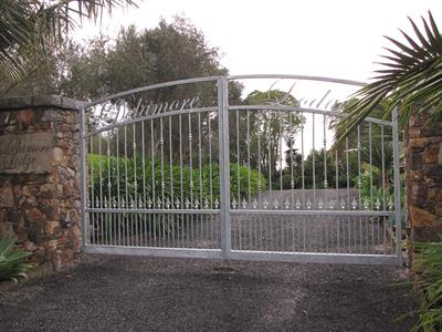 Driveaway custom gates A