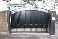 Driveway Custom gate C Privacy