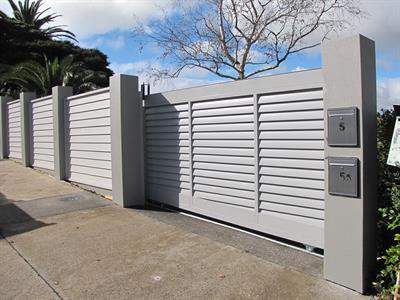 Driveway sliding gate391 Iron Design