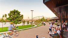 South Bank River Quay Swiss-Belhotel Brisbane, South Brisbane