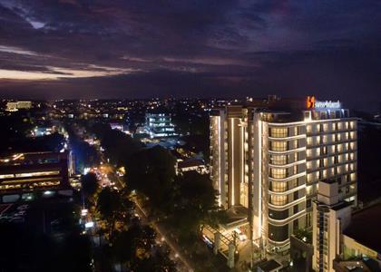 Hotel Exterior Swiss-Belboutique Yogyakarta