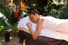 Treetops Lodge & Estate Spa massage