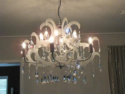 custom chandelier