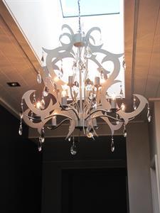 custom chandelier 2 Iron Design