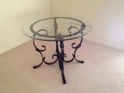 custom Table Iron Design