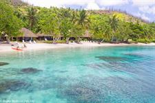 a - Relais Mahana Huahine - Beach Bungalows Relais Mahana Huahine