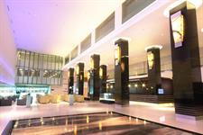 Lobby Area Swiss-Belhotel Mangga Besar Jakarta