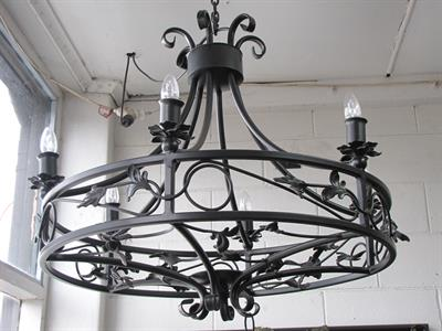 Chandelier Classical 002 Iron Design