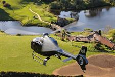 Helicorp over Hobbiton