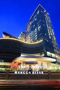 Swiss-Belhotel Mangga Besar Building Swiss-Belhotel Mangga Besar Jakarta