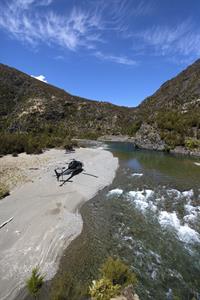 Backcountry Stream