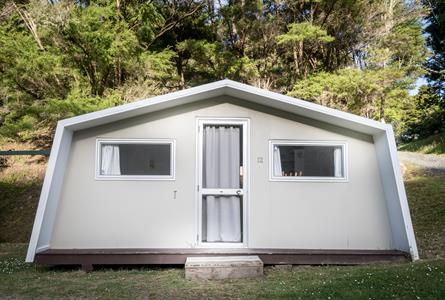 Kitchen Cabin exterior
