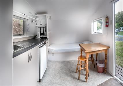 Kitchen Cabin interior