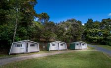 Standard 'Kitchen Cabins' exterior