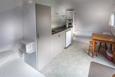 Standard 'Kitchen Cabin' interior