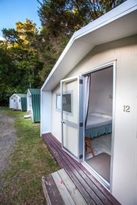 Kitchen Cabin entrance