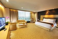 Guest Room Swiss-Belhotel Mangga Besar Jakarta