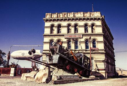 Steampunk HQ Oamaru