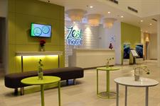 Hotel Lobby Zest Harbour Bay Batam