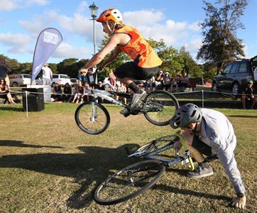 1) Bike Festival Speedway © Peter Graney