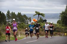 Rotorua Marathon 2013