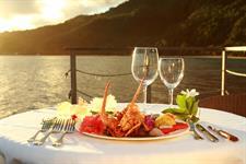 c - Relais Mahana Huahine - The Restaurant2 Relais Mahana Huahine