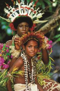 Village Huts Papua New Guinea-206-DK